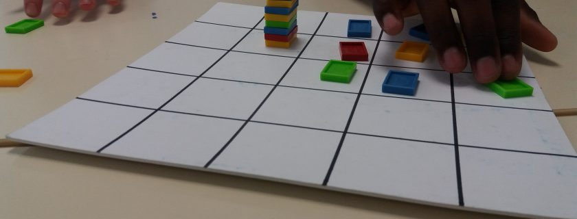 1er juin 2017 : Les secondes 1 ont participé au projet «Math à modeler»
