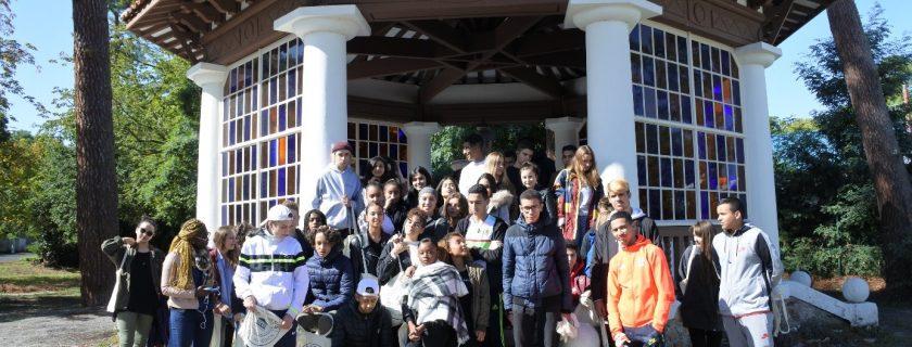12 et 15 septembre 2017 : Journée d'intégration des 1ere STMG