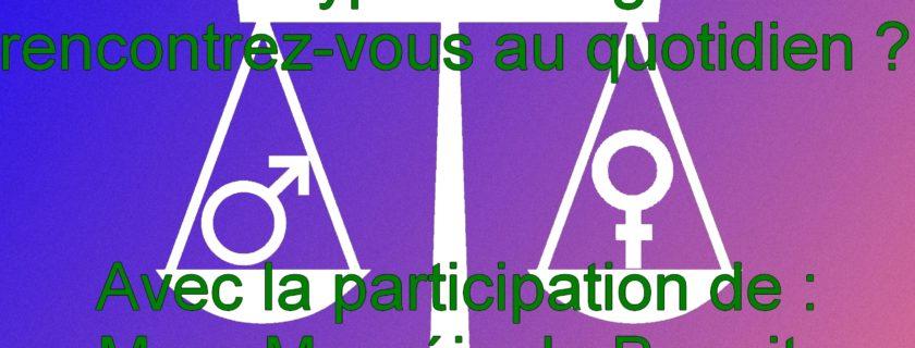 Le prochain Condor Café sur les «Inégalités Femmes/Hommes» aura lieu le mardi 27 février à 12h30 à la MDL