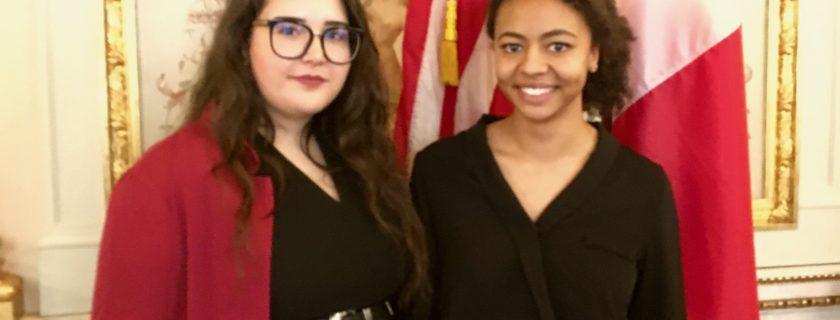 8 février 2019 : Remise des prix  «jeunes ambassadeurs»