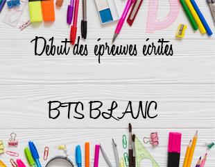 BTS BLANC SOUS HAUTE TENSION
