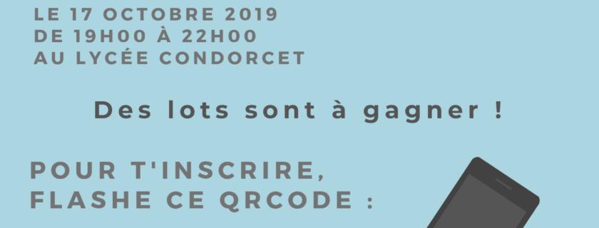 17 octobre 2019 :  Challenge d'orthographe organisé au lycée